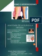 Hipor e Hipertiroidismo