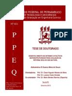 Tese Aleksándros El Áurens Meira de Souza