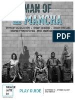 Man of La Mancha Play Guide
