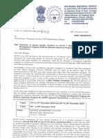 FDP Institution letter.pdf