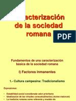 09.- Sociedad Romana