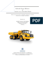 Hydraulic Energy Efficiency Sweden
