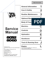 JCB 8052 MIDI EXCAVATOR Service Repair Manual SN1178000 Onwards.pdf