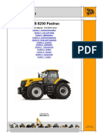 JCB 8250 FASTRAC Service Repair Manual SN 01139000-01139999.pdf