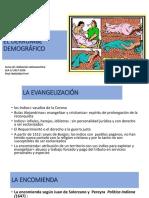 El Derrumbe Demográfico en América latina tras la conquista y colonización