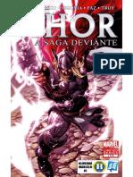 Thor a Saga Deviante 01-05 (201 - Rob Rodi