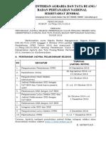 Pengumuman Perubahan Jadwal Peneriamaan CPNS ATRBPN Tahun 2018_ (2)