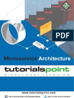 Microservice Architecture Tutorial