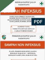 SAMPAH INFEKSIUS