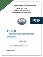 Suspension Active Tp