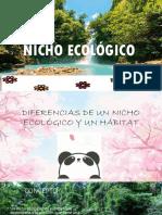 NICHO ECOLOGICO