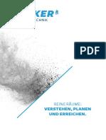 20170914 Becker Reinraumtechnik Whitepaper Download Fehler Reinraumbau