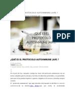 Autoinmune Paleo