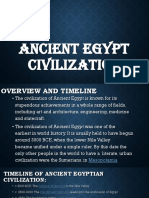 Humanities - Ancient Egypt