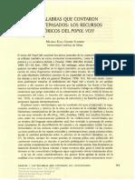 Michele Cravieri Popol Vuh