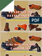 SEGERA DAPATKAN, WA +62 896-5672-0419, Sepatu Kulit Casual Pria Branded
