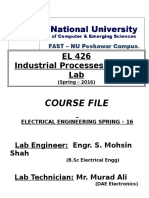 (Lab Engr & Tech Name Title)