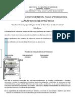(Presentado)Tecnicas e Instrumentos Para Evaluar Aprendizajes