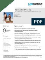 The Real North Korea