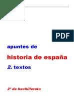 Historia de España en Sus Documentos