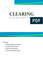 clearing-131222230753-phpapp01