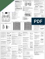 Manuale VN118600 Evo.X Bianco