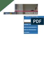 Consulta Idoneos-publicacion 2018 QSM6