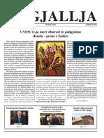 """Gazeta """"Ngjallja"""" Tetor 2018"""
