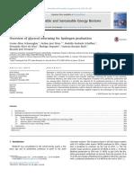 Descripcion general del reformado de glicerol para la produccion de hidrogeno.pdf