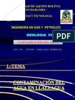 Walter Problema Contaminacion Del Agua-1