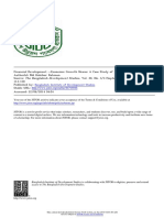 Financial Development —Economic Growth Nexus