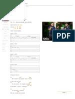 12345678 LARGADO ÀS TRAÇAS - Zé Neto e Cristiano (cifra para violão e guitarra com videoaula) | Cifra Club.pdf