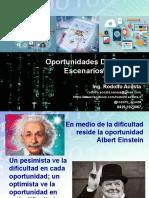 Rodolfo Acosta - Oportunidades Digitales en Escenarios Inestables