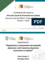 Capacitación_DEPRESION