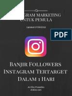 Follower Instagram Tertarget