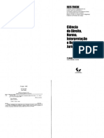 Reis Friede - Ciência do Direito, Norma, Interpretação e Hermêneutica Jurídica.pdf