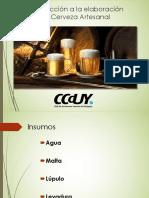Formulación de Cervezas Artesanales para Principiantes