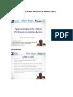 Epidemiologia diálisis peritoneal en Latinoamérica slnha