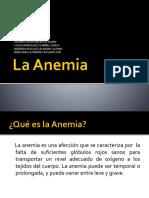 La-Anemia
