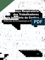 Trabalhadores Cortiça - Doenças Respiratorias