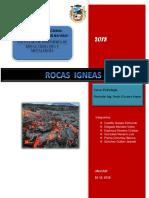 Petrologia - Rocas Igneas