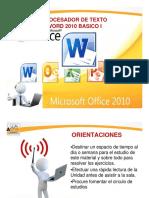 Word 2010 Monografía