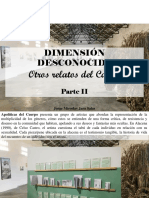 Jorge Miroslav Jara Salas - Dimensión Desconocida, Otros Relatos Del Caribe, Parte II