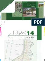 caracterizacion UPZ_14_Usaquen
