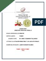 La Actuacion Probatoria y Los Alegatos Finales-converted.docx