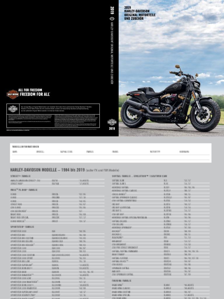 Fußrasten für Harley-Davidson schwarz gerippt mit Chromkappe 5//8 Aufnahme