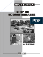 Ecomateriales en Nicaragua