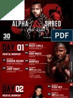 AlphaShred eBook
