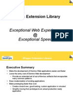XPages Extension Library - Slides