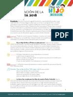 Presentacion de La Primaria 2018 Completa Soy Un HIjo de Dios ConexionSUD